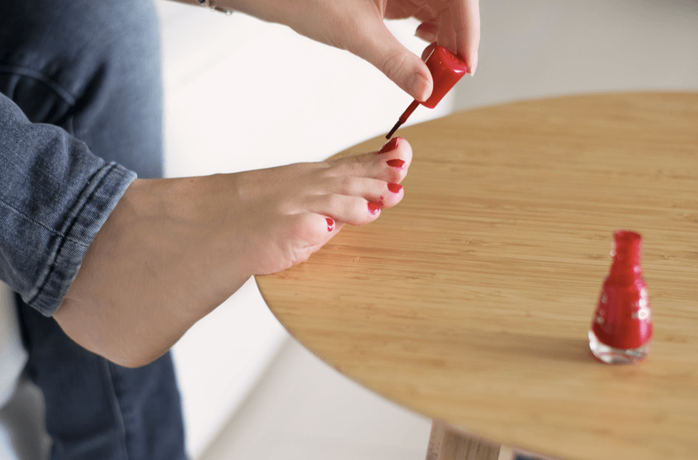 My At-Home Routine For Healthy Nails
