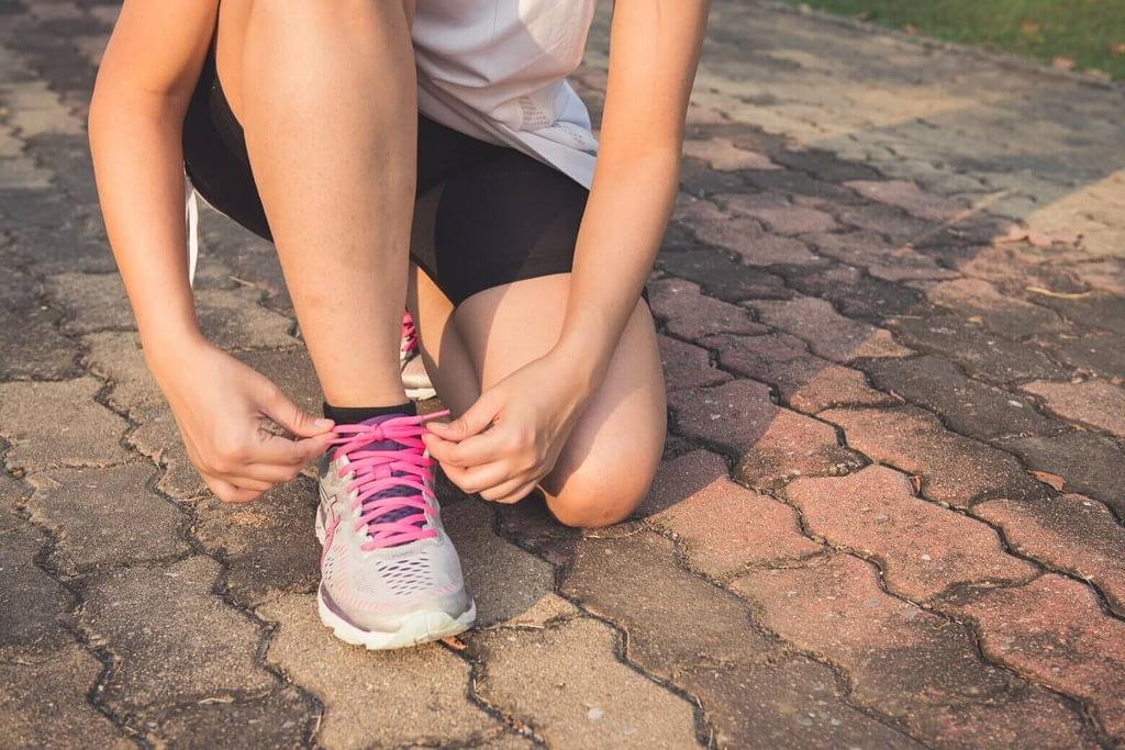 Running Is A Period Cramp Tip