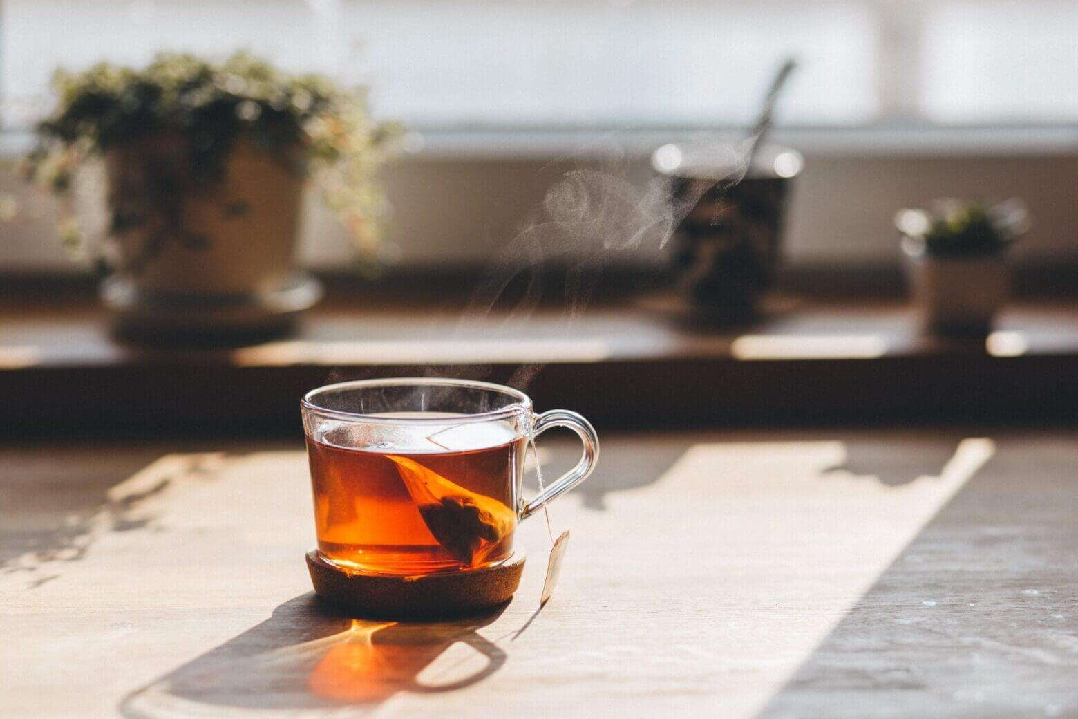 Benefits Of Green Tea + When To Drink It