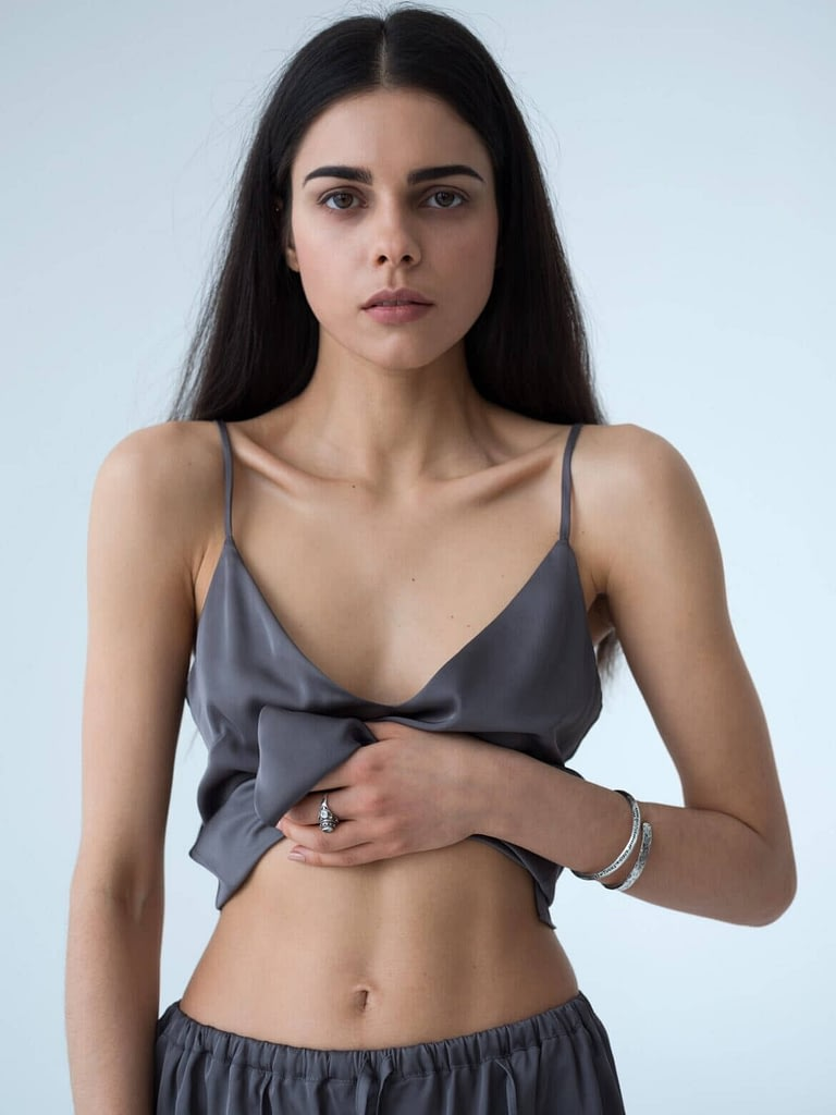 How To Dress A Rectangle Body Shape